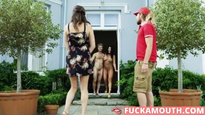 meet the nudists, part 2